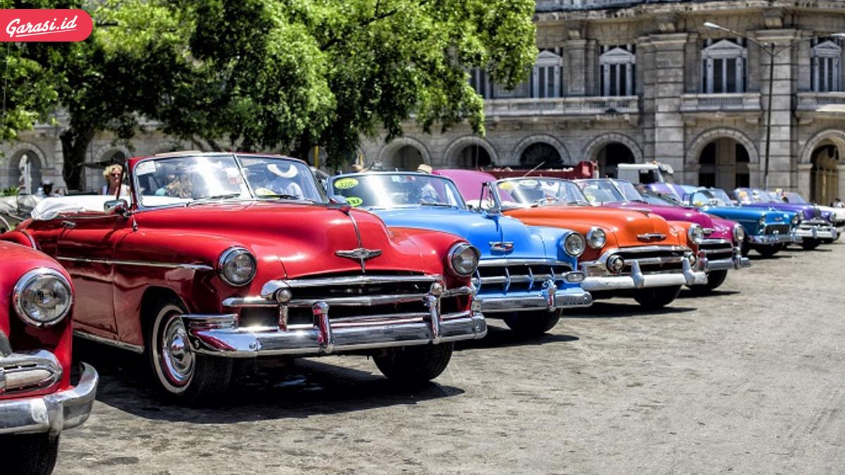 Warna Mobil Bisa Mencerminkan Banyak Hal Lho