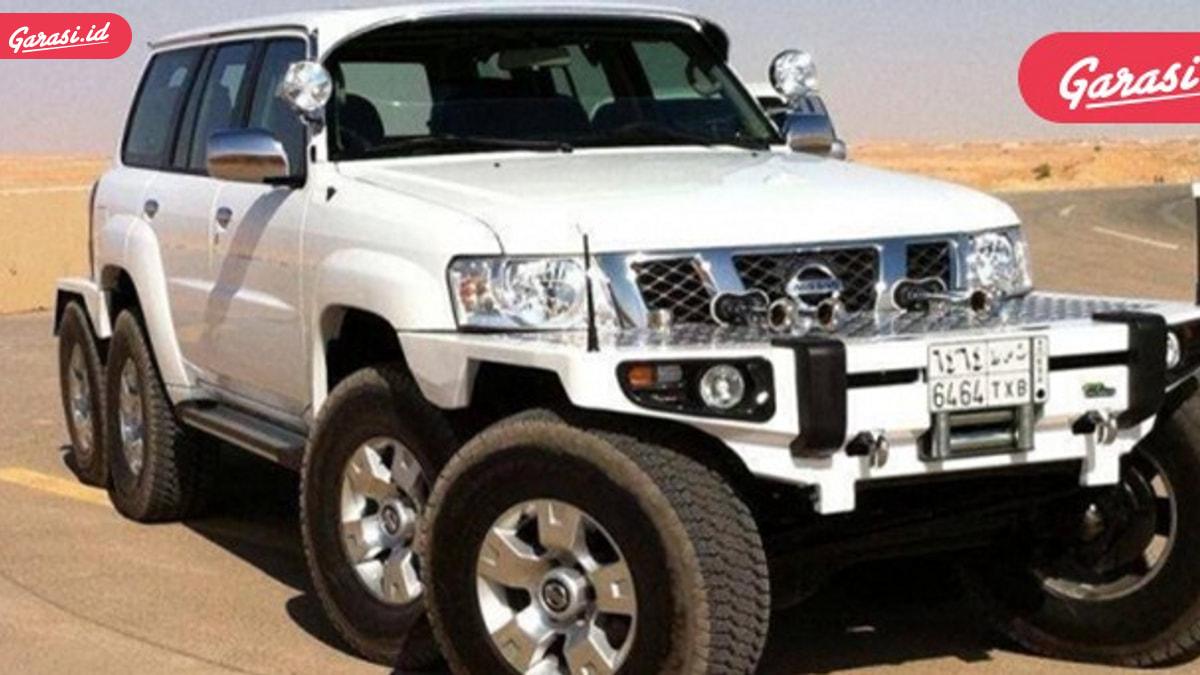 Koleksi Mobil Pangeran Arab Ini Tak Ada Kembarannya