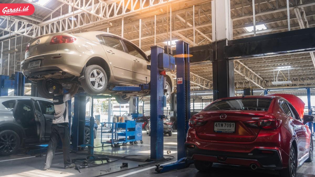 Servis Berkala Mobil Mazda Mahal dan Harus Antri? Begini Cara Mudahnya