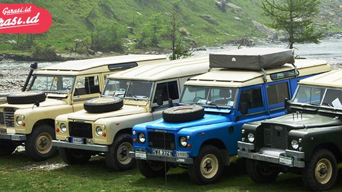 Land Rover Luncurkan Defender Bermesin V8