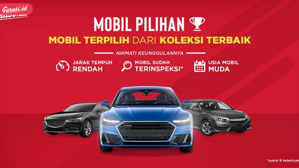 Garasi.id Boyong Mobil Pilihan di GIIAS 2019
