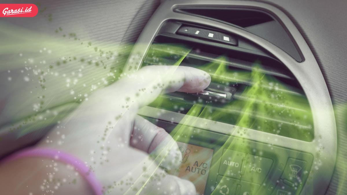 AC Mobil Mengeluarkan Bau Apek? Begini Cara Ampuh dan Penanggulangannya