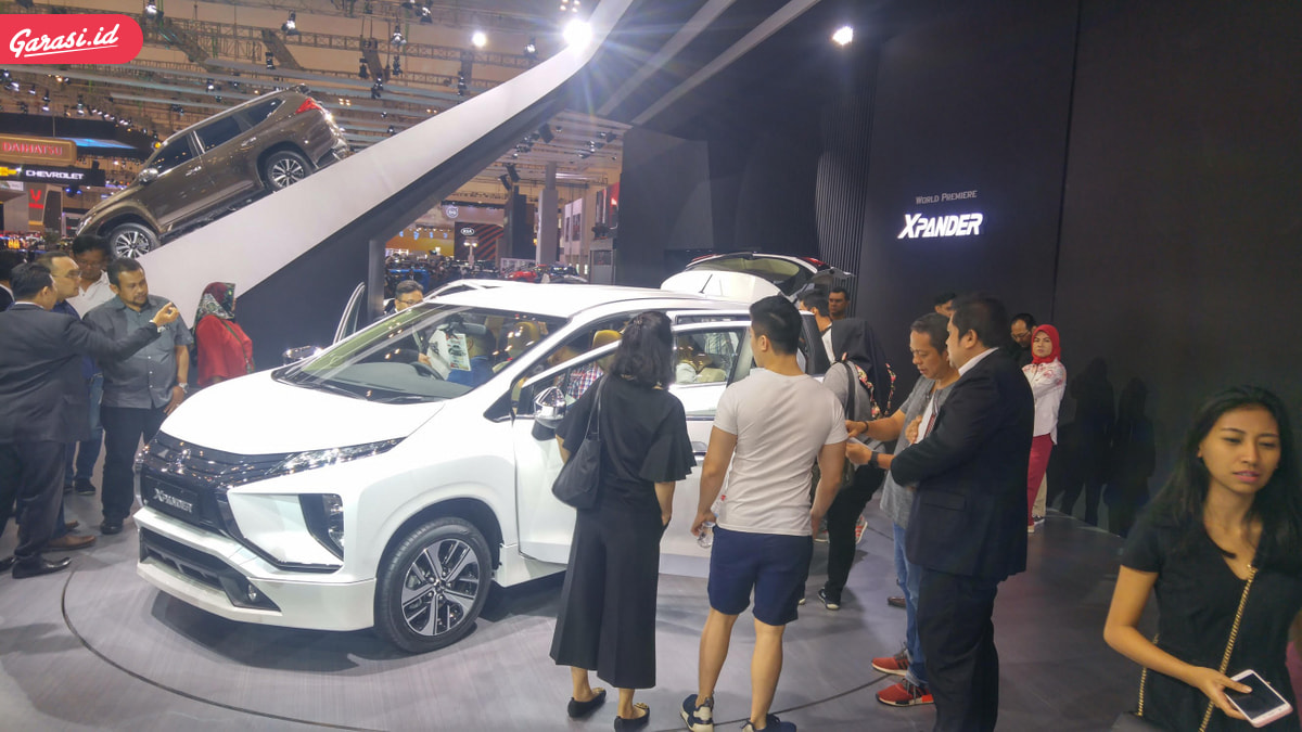 Mitsubishi Xpander Kini Jadi Buruan