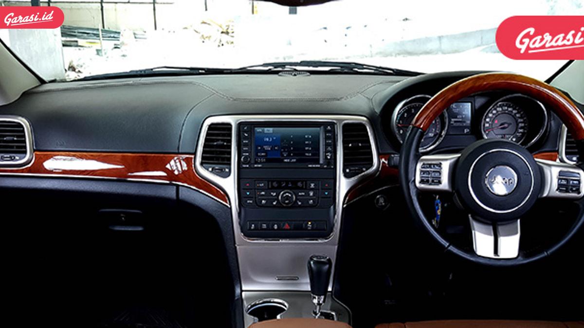 Grand Cherokee Overland, Sekokoh Jeep Selembut Sedan