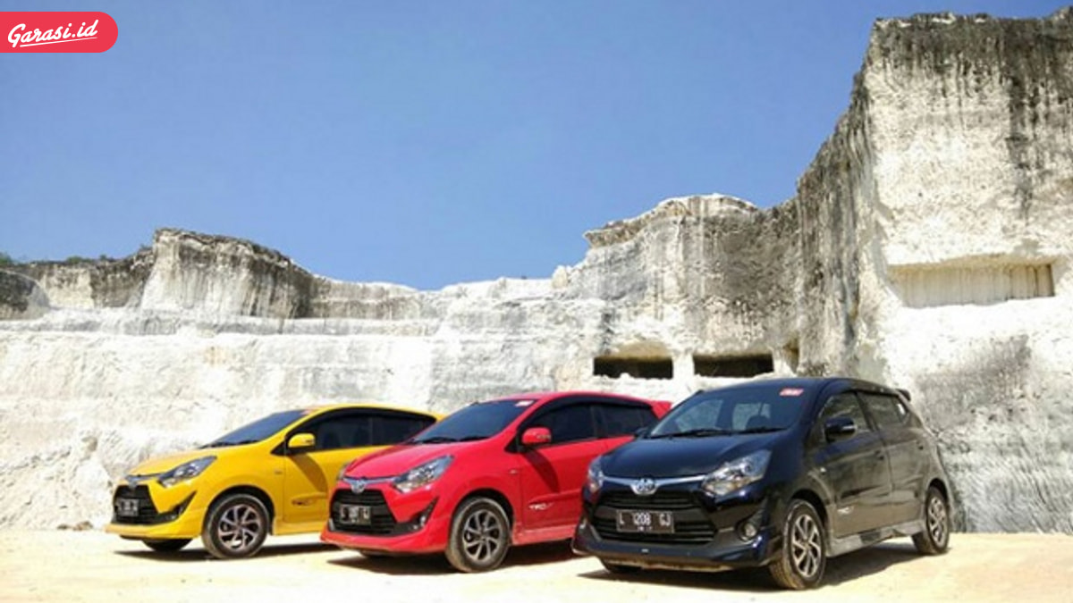 Jadi 'Pilihan' Warga Indonesia, Ini Pilihan Mobil LCGC Buat Kamu