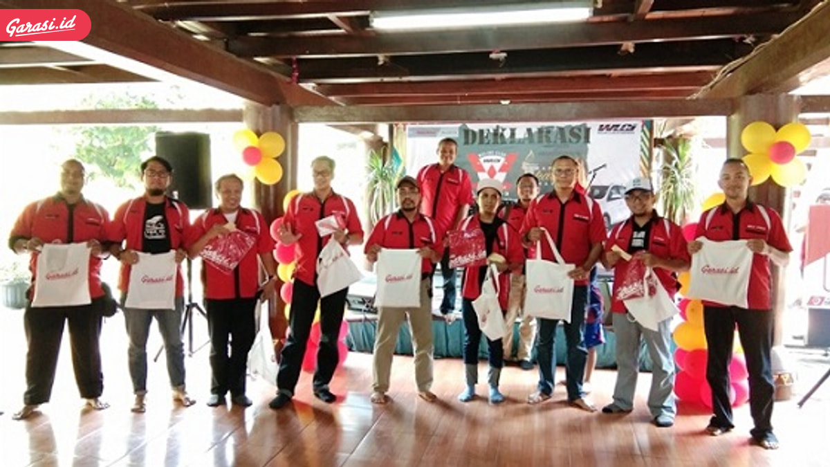 WLCI Gelar Deklarasi Chapter Jakarta Raya