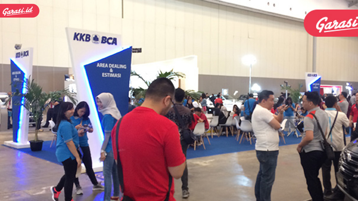"BCA Expo Mulai Lagi, Pengunjung ""Teriak-teriak"" Garasi.id"