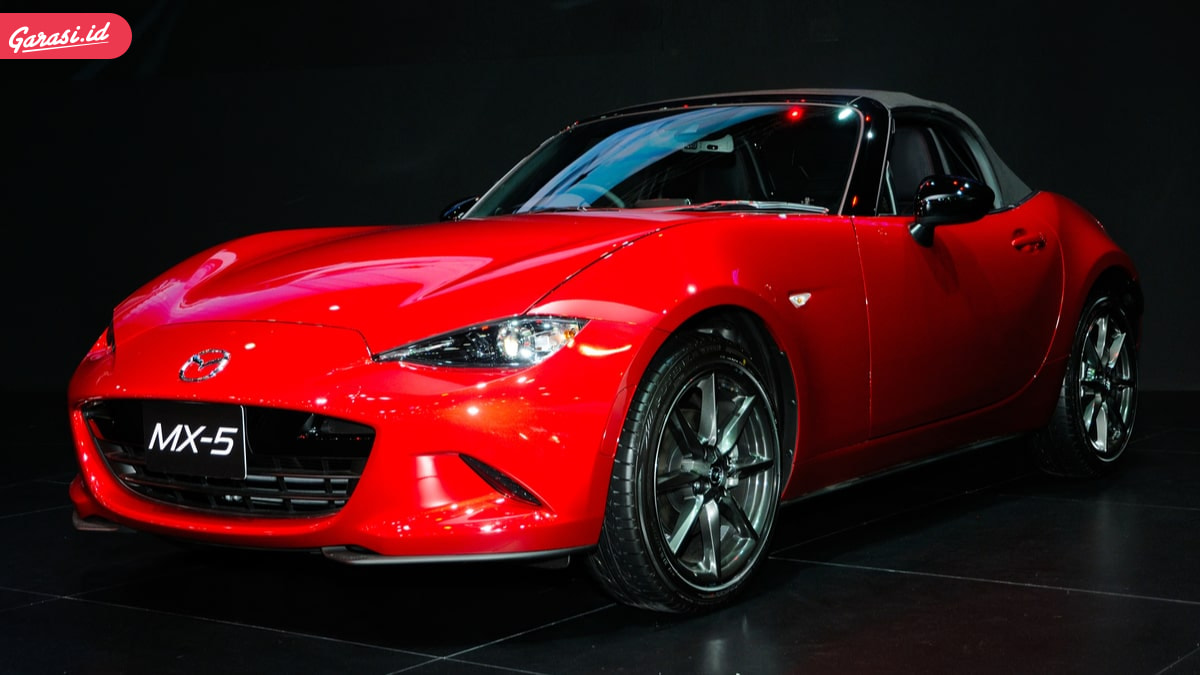 Mazda MX-5. Entry Level Mobil Sport yang Lincah dan Bertenaga