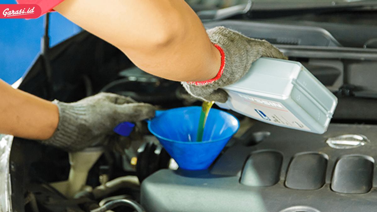 Yang Perlu Kamu Tahu Soal Pelumas Mesin Mobil
