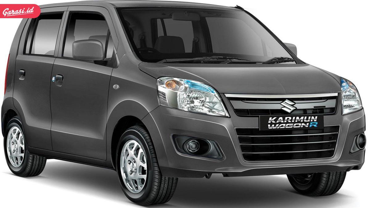 Ingin Meminang Mobil LCGC yang Irit BBM? Coba Intip Suzuki Karimun Wagon R