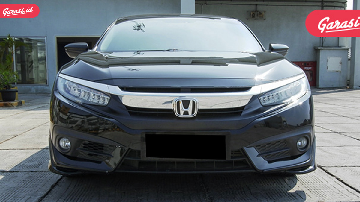 Rasakan Sensasi Mobil Bertenaga Turbo Dari Honda