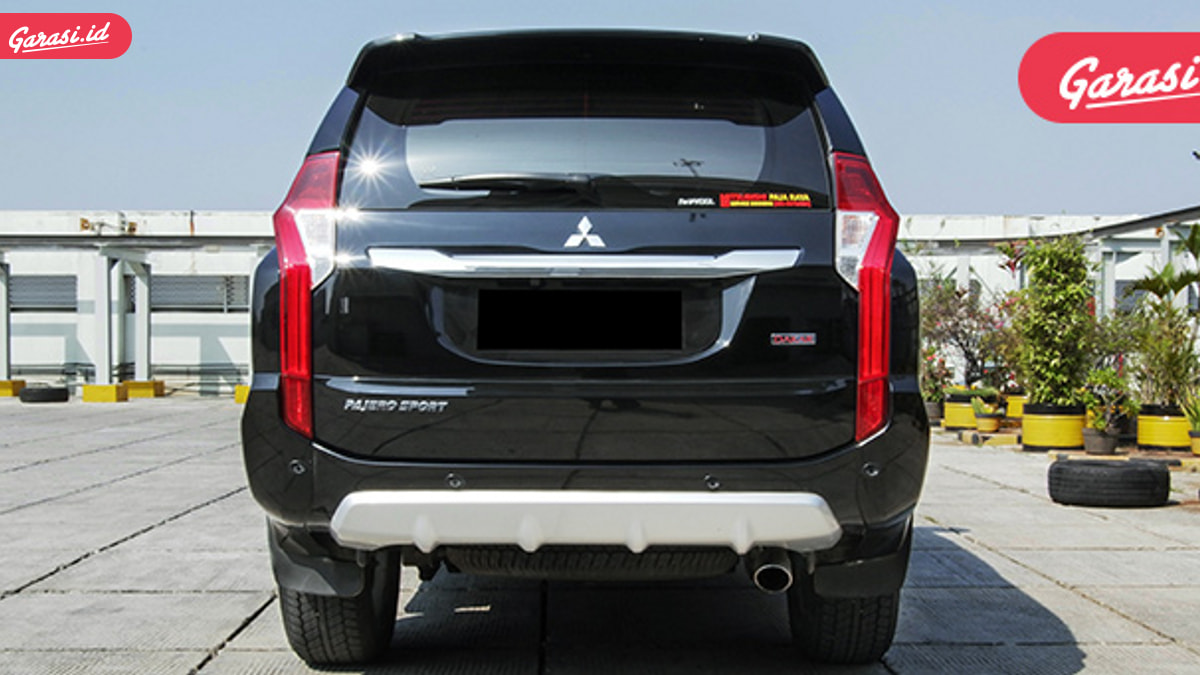 Mitsubishi Pajero Sport Dakar, Tangguh Melibas Segala Medan