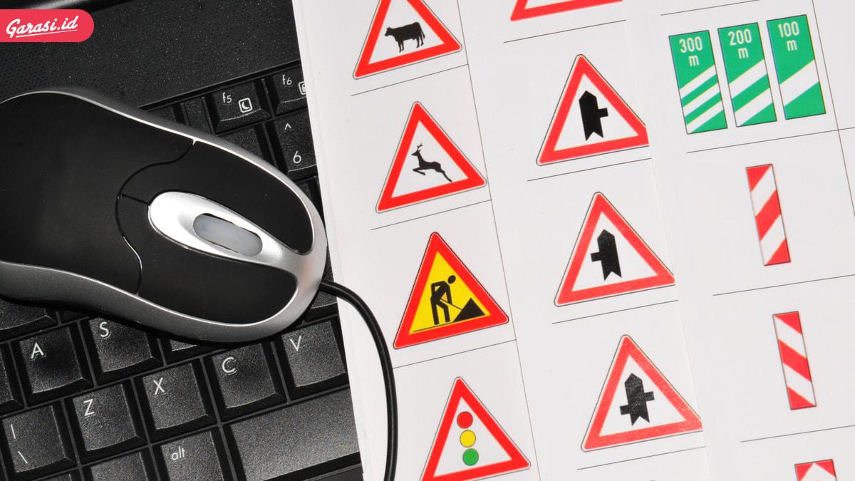 Bikin SIM Bisa Lewat Ponsel, Tapi Tidak Seringkas Perpanjang SIM