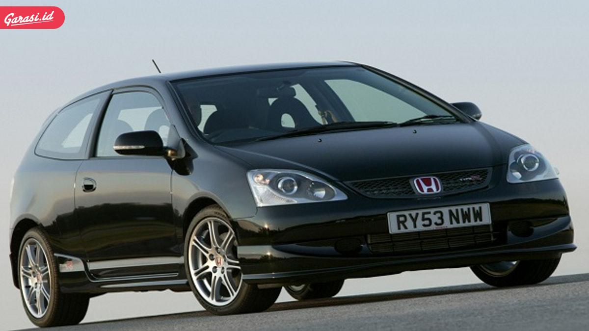 Sejarah Honda Civic tipe R Dari Generasi ke Generasi