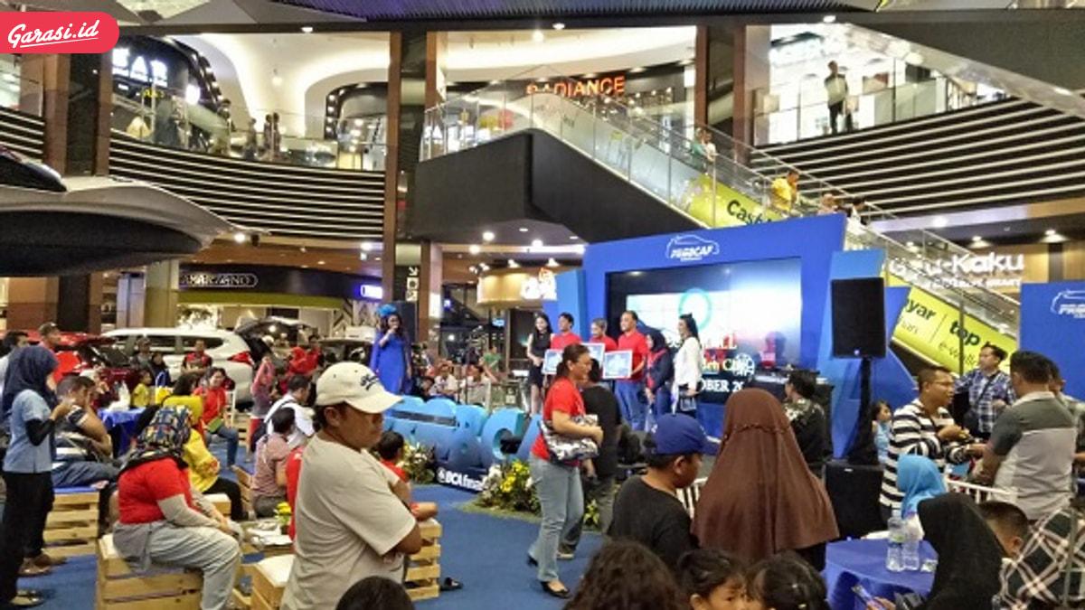 PROBCAF Selesaikan Rangkaian Tournya di AEON Mall Jakarta Garden City