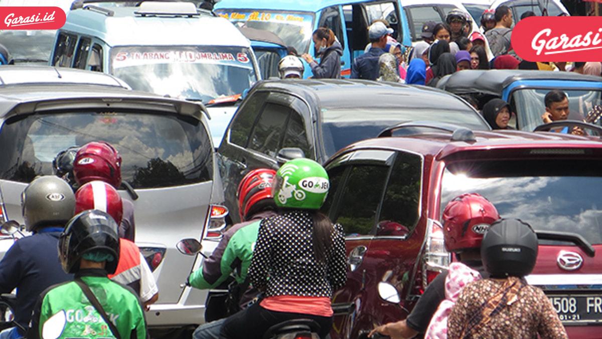 Dari Ganjil Genap Polisi Berhasil Tilang 6.548 Kendaraan Yang Melanggar