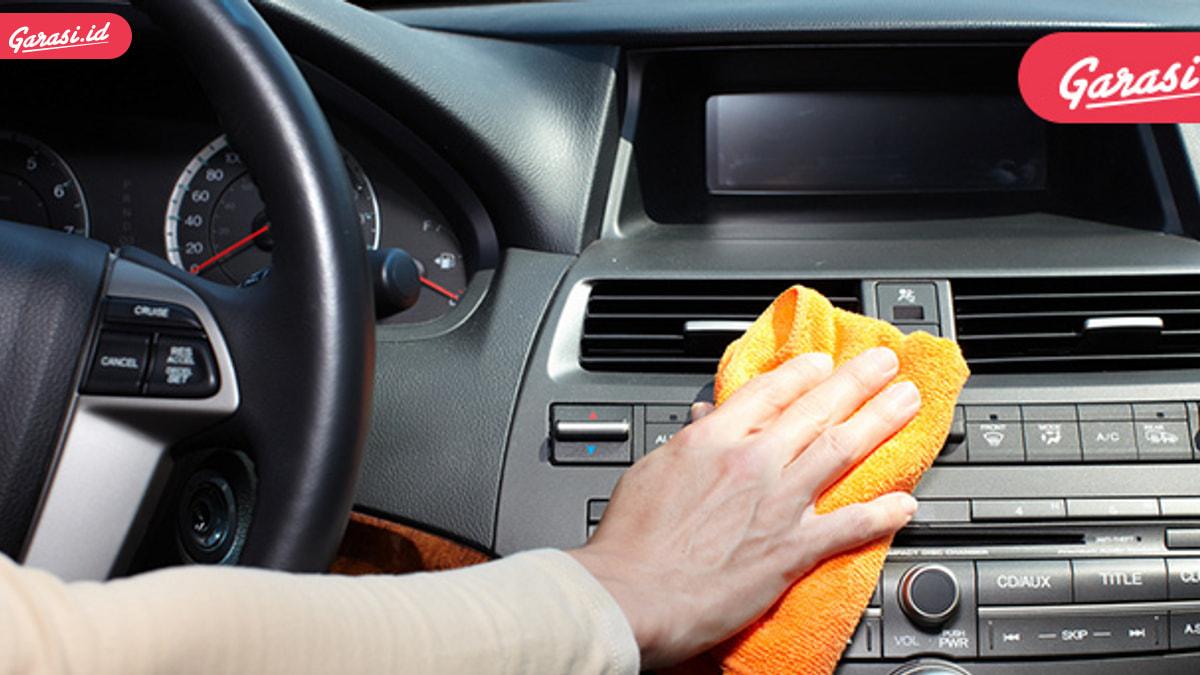 Merawat Bagian Mobil Dengan Baby Oil