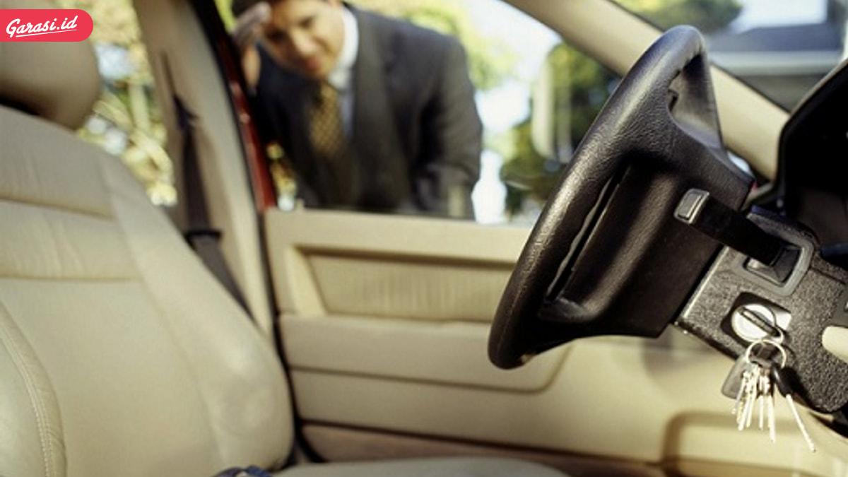 Begini 5 Cara Membuka Pintu Mobil yang Terkunci