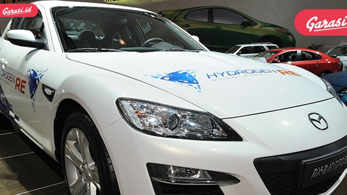 Asian Games 2018, Mobil Hidrogen Jadi 'Angkutan' Atlet