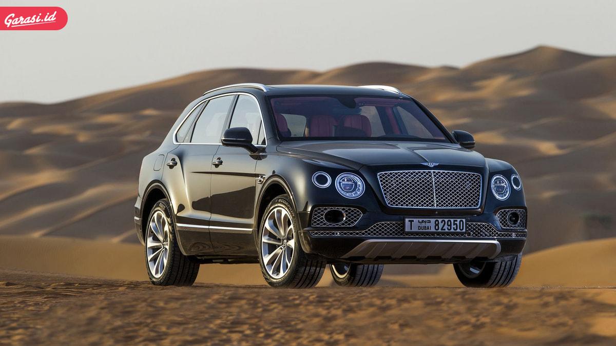 Inggris Punya Mobil Mewah Dengan Dua Mesin