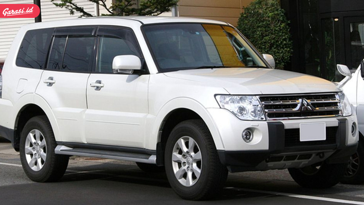 Berhenti Produksi, Ini Dia Spesifikasi Mitsubishi Pajero Final Edition