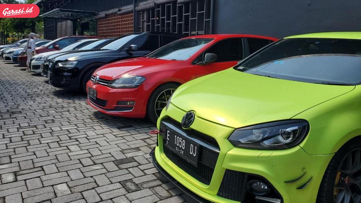 Komunitas NUVOLKS Sukses Gelar Acara Touring ke Semarang dengan Protokol Ketat