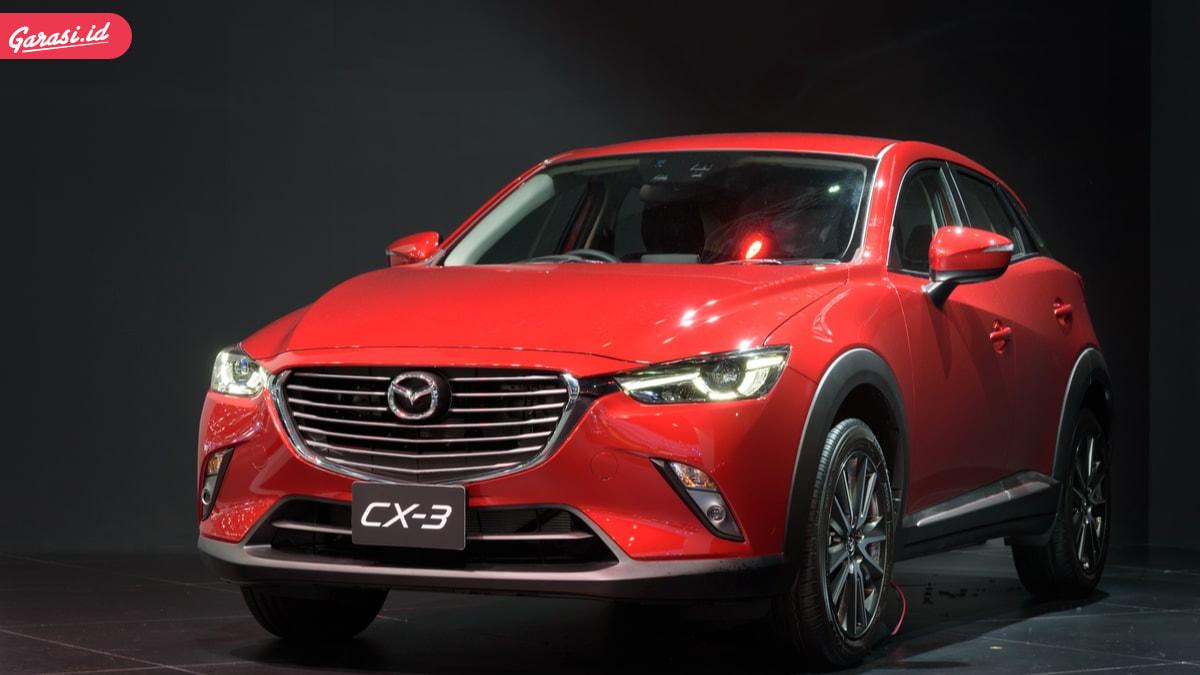 Fakta Keunggulan Crossover Mazda CX-3 dan Biaya Perawatan yang Harus Dikeluarkan