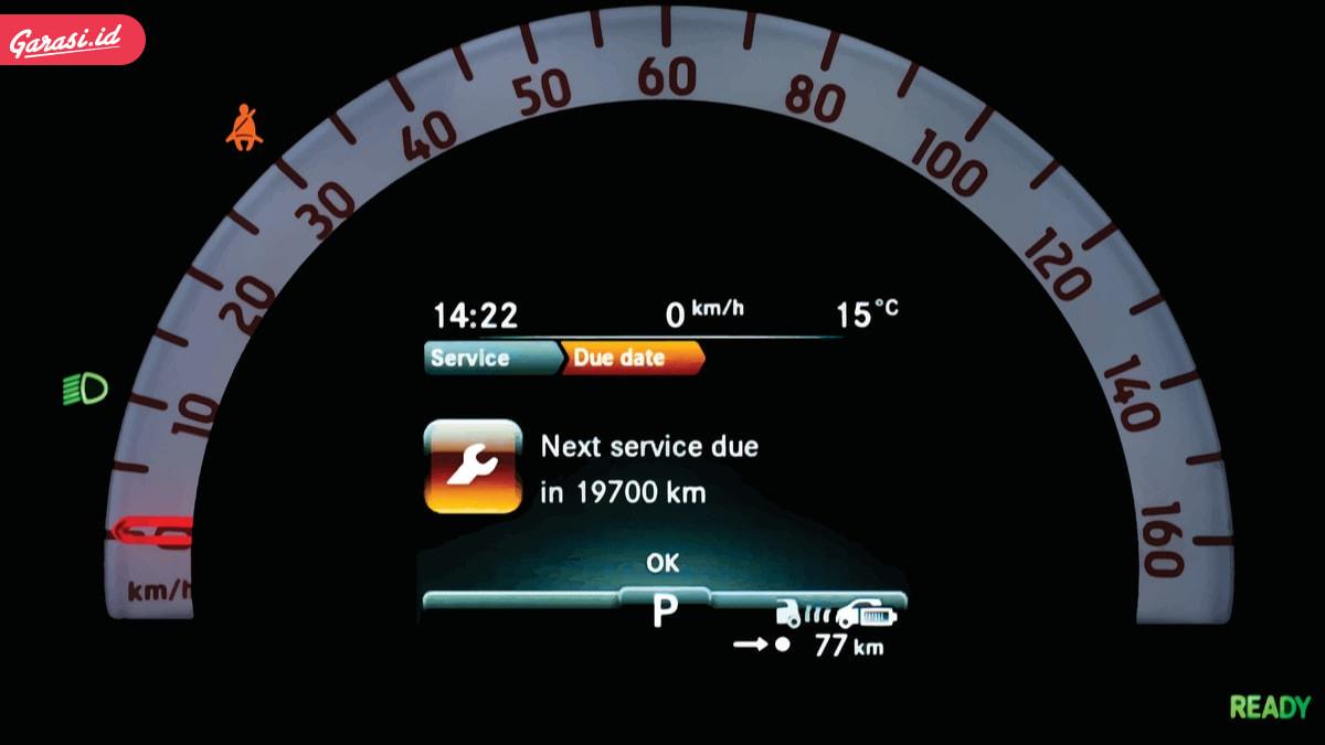 Waktu yang Tepat Untuk Melakukan Servis Berkala Mobil. Kilometer Bukan Lagi Jadi Acuan.