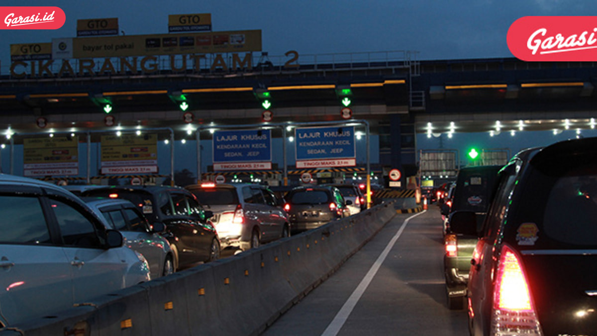 Catat, Ini Dia Jadwal Pemeliharaan Jalan Tol Jakarta-Cikampek