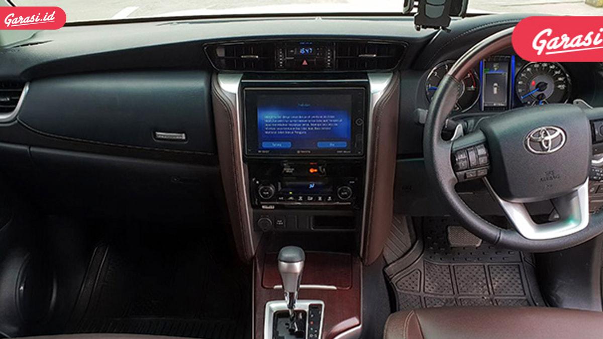 Toyota Fortuner, Si Pelopor Kelas SUV 7 Seater