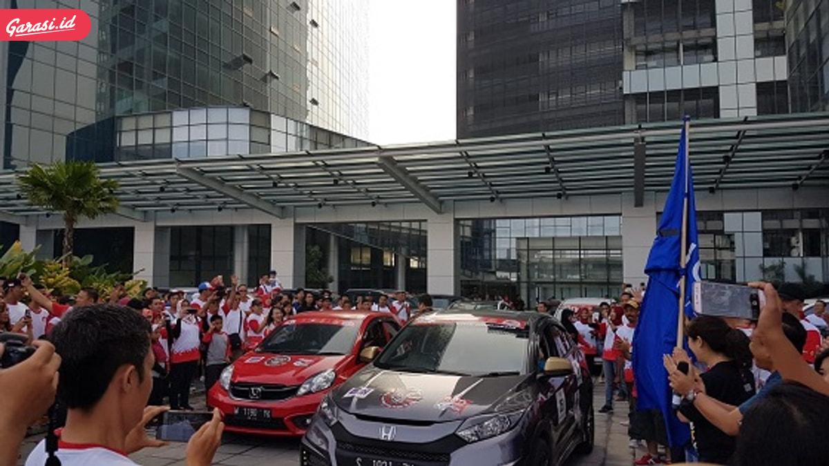Peringati Hari Pahlawan, Ada Fun Rally Seru di Tol Surabaya-Gempol