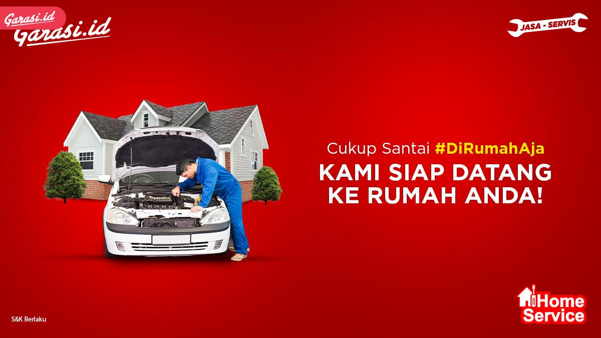 Jangan Pernah Menunda Service, Mobil Sehat 'Kantong' Hemat