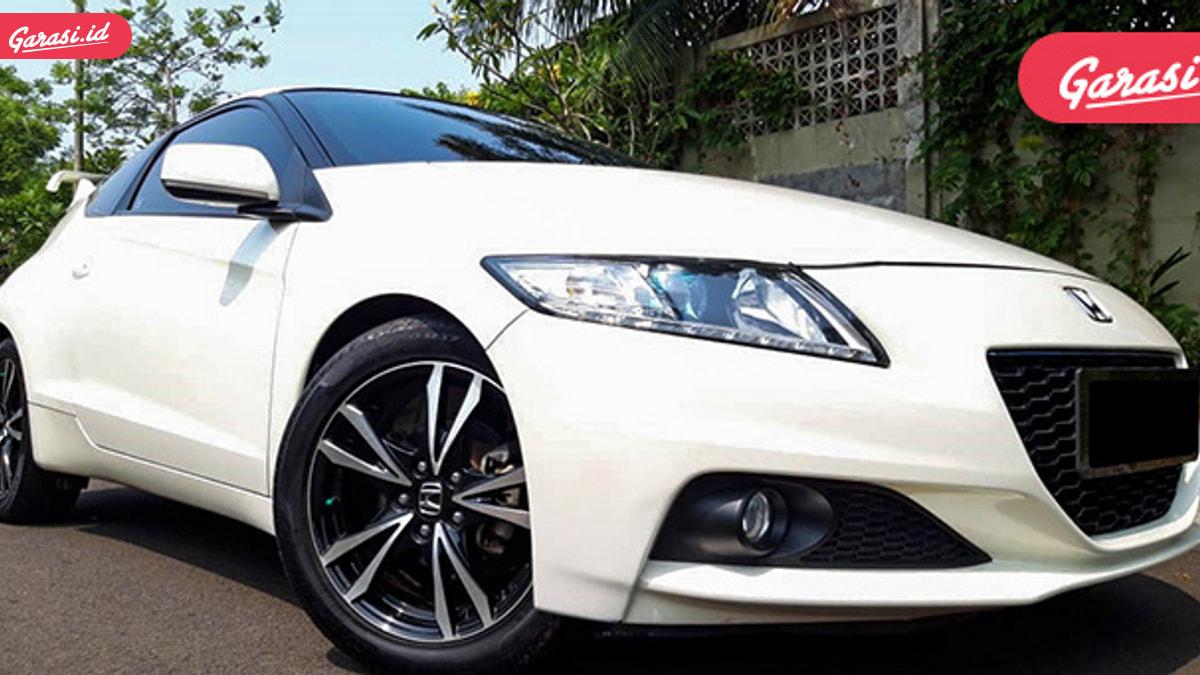 Mobil Sport Ramah Lingkungan, Honda CR-Z Pilihan Tepat Untukmu