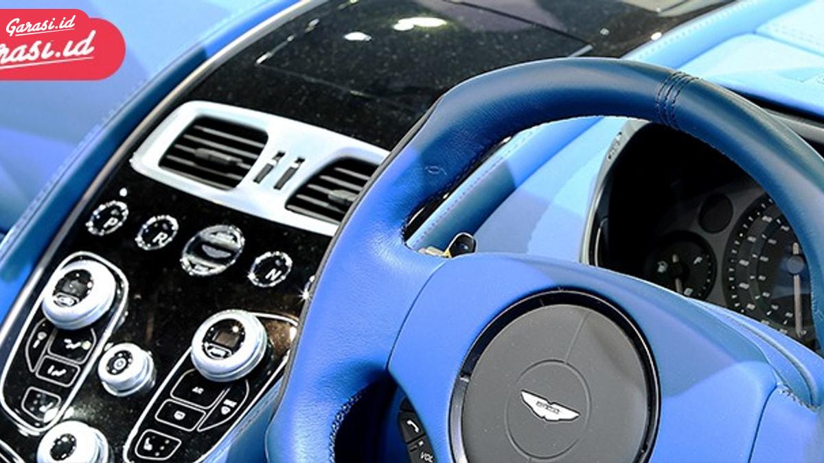Recall 5.000 Unit Lebih Mobil Aston Martin