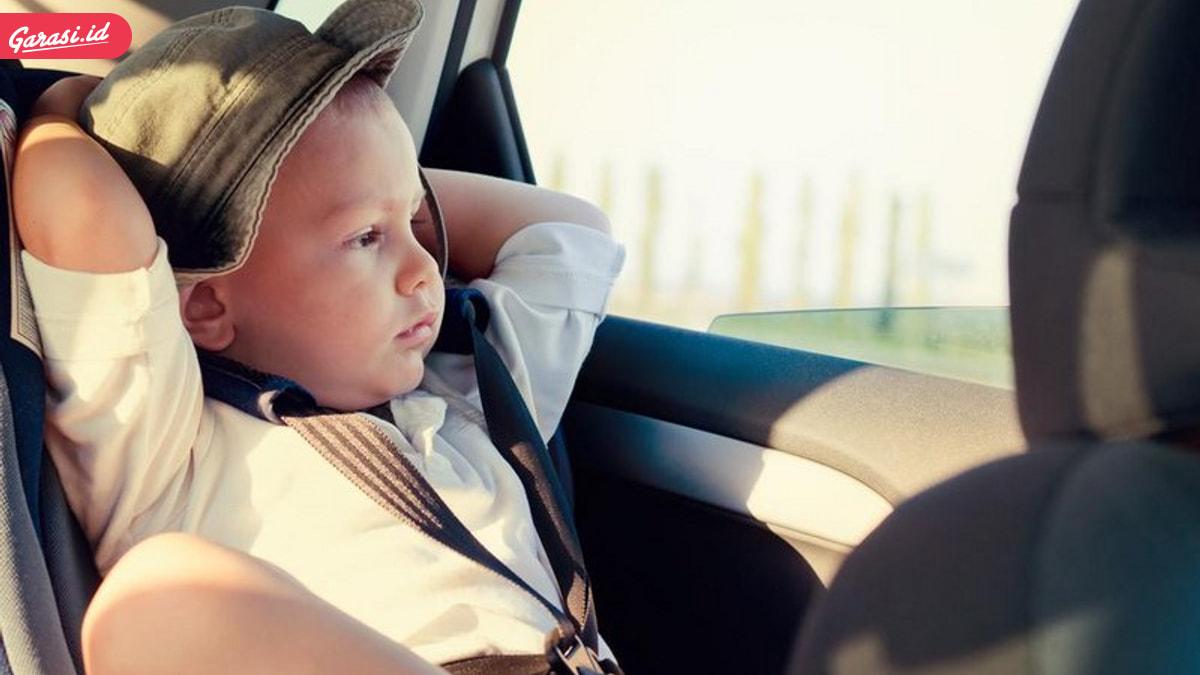 Orang Tua Wajib Paham, Usia Anak yang Tepat Duduk di Kursi Depan Mobil