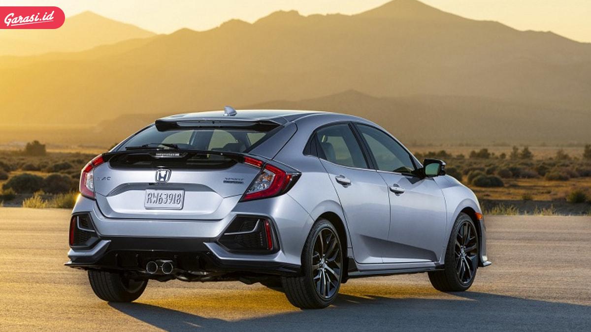 Honda Civic Hatchback Diperbaharui, Meluncur 2020