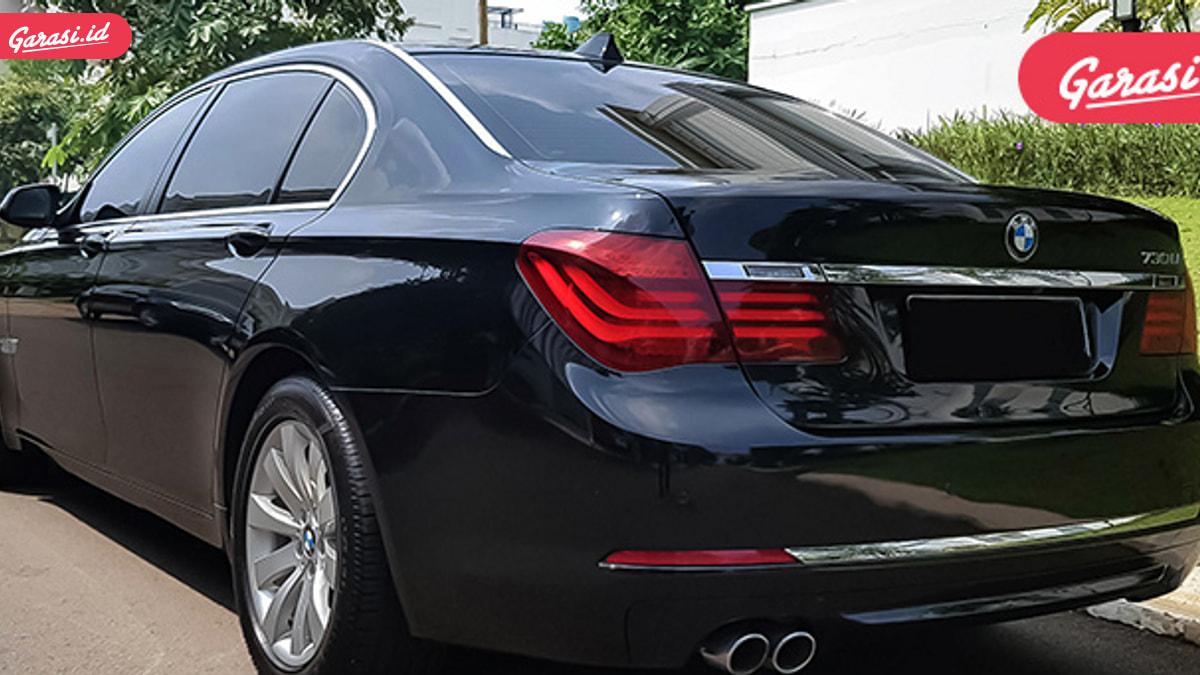 Di Garasi.id BMW Series 7 Ini Harganya Bersahabat, Mau?