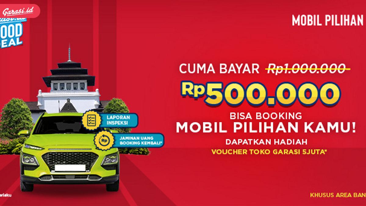 Promo Mobil Pilihan, Solusi Beli Mobil Bekas di Bandung