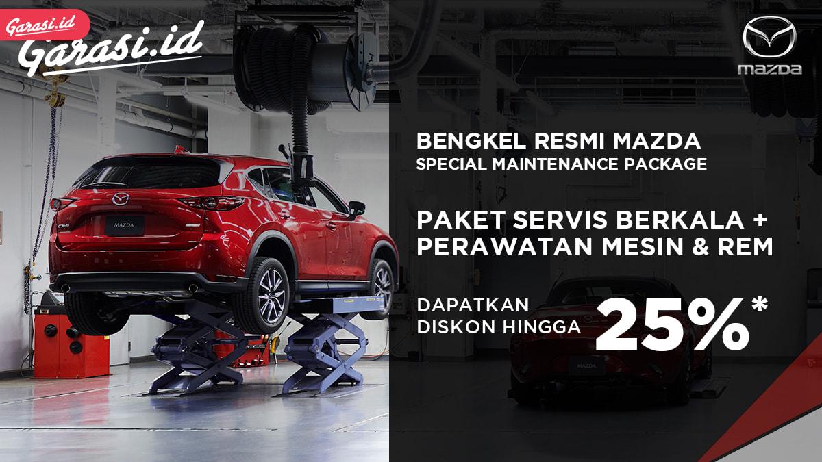Beda Tipis Dengan Toyota Innova, Bagini Peson Mazda 8