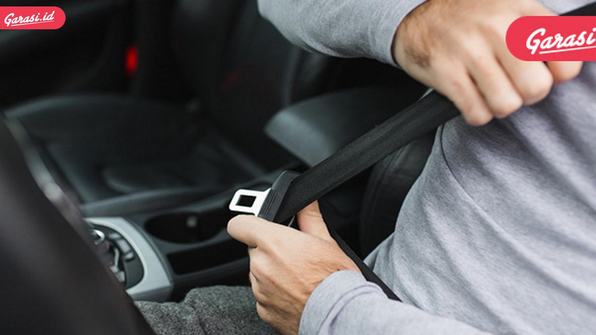 Tahu Tidak? Bukan Airbag, Justru Seatbelt Fitur Keselamatan Paling Penting di Mobil