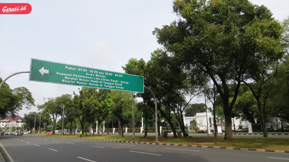 PSBB Transisi Masih Diperpanjang, Ganjil Genap Belum Berlaku!
