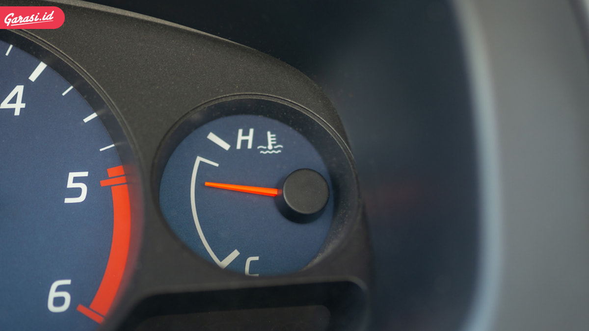 Tips Menanggulangi Mobil yang Overheat