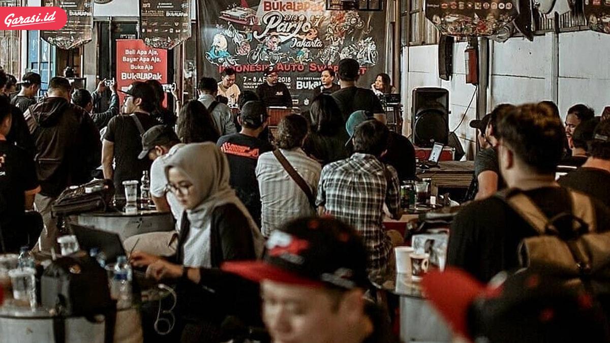 Parjo 2018 Siap 'Guncang' TMII Lagi