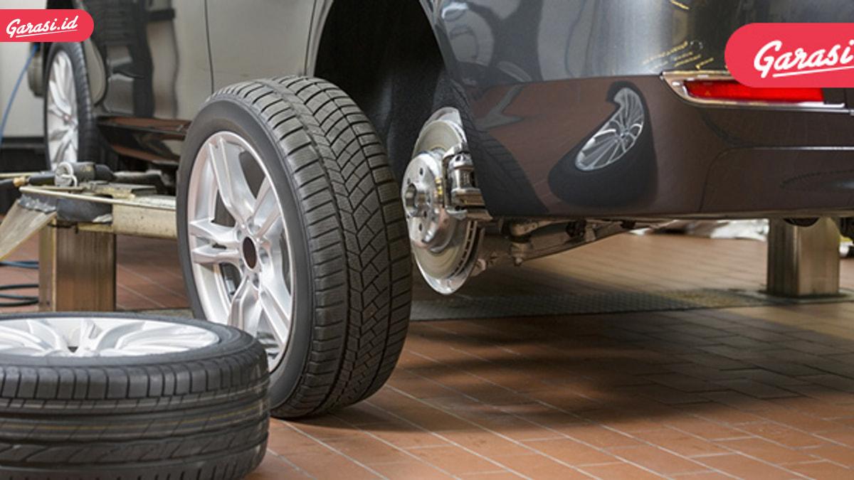 Mobil Bekas dan Jarang Dipakai Timbulkan Flat Spot, Ini Cara Mengatasinya