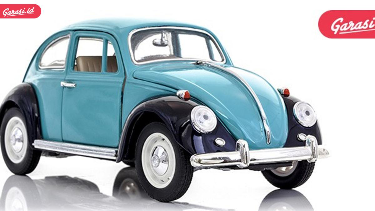 Produksi VW Beetle di Hentikan!