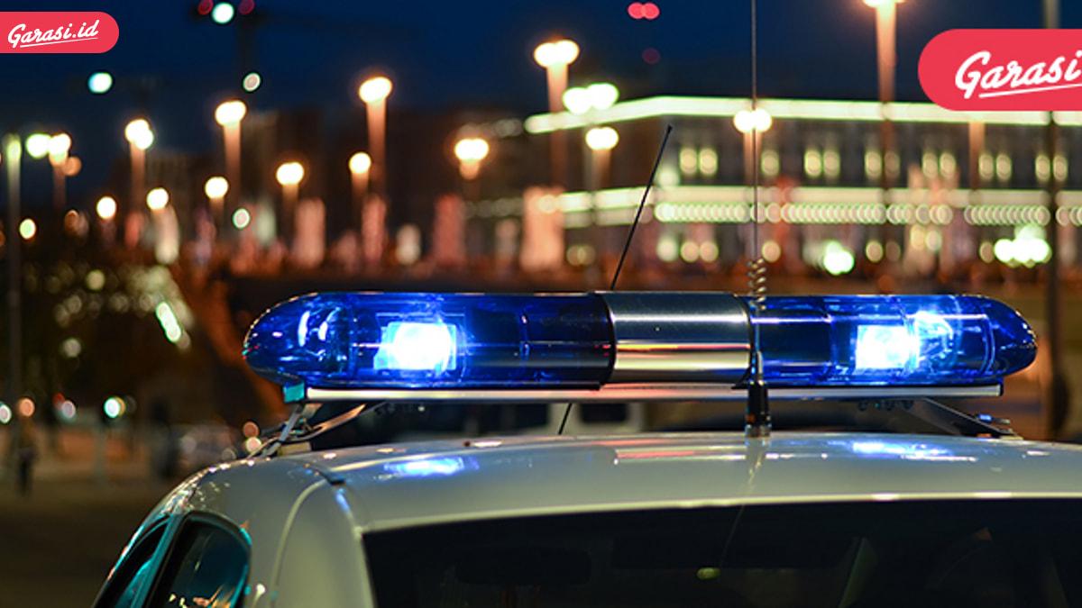 Beli Mobil Bekas Ada Lampu Rotatornya, Hati-hati Bisa Langgar Aturan