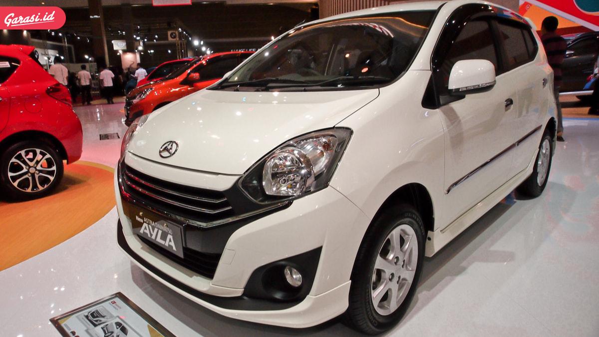 Mau Bawa Pulang Mobil Daihatsu Bekas yang Berkualitas ? Siapkan Dana 100 juta Saja !