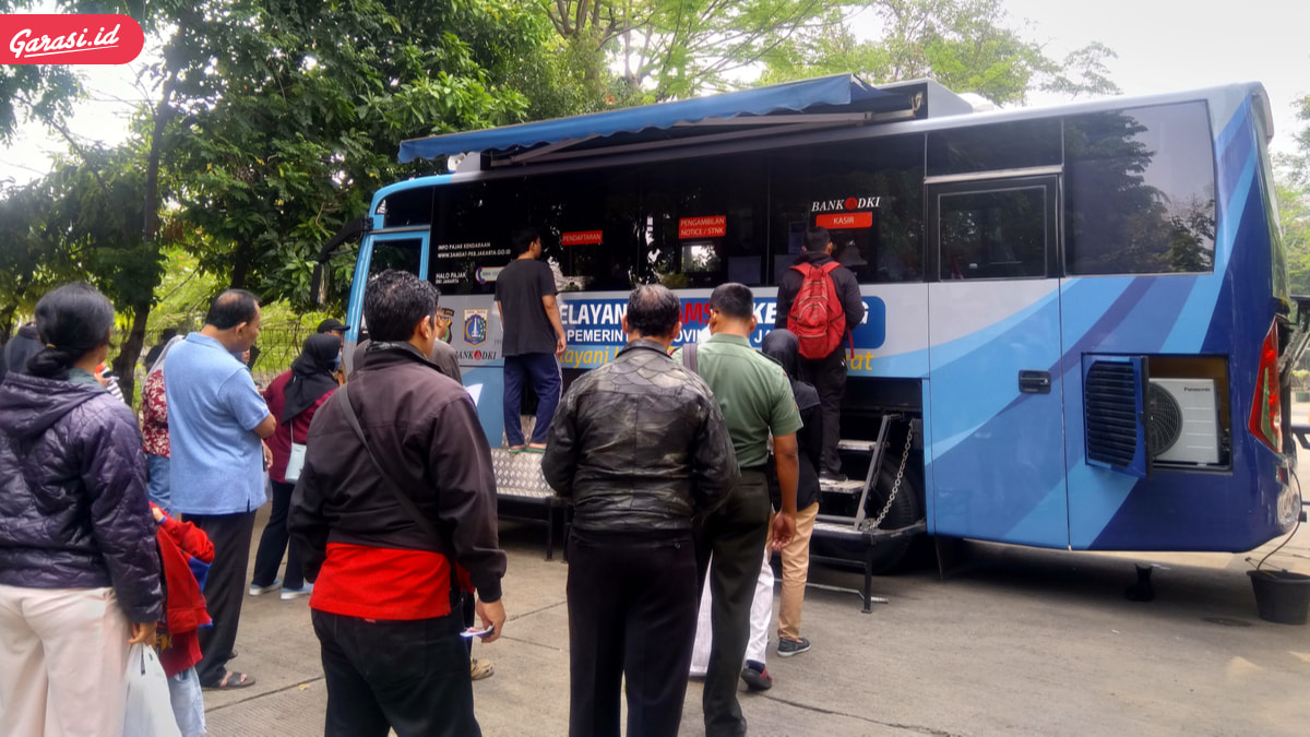 Jadwal SIM Keliling dan Gerai SIM di Jakarta, Oktober 2020