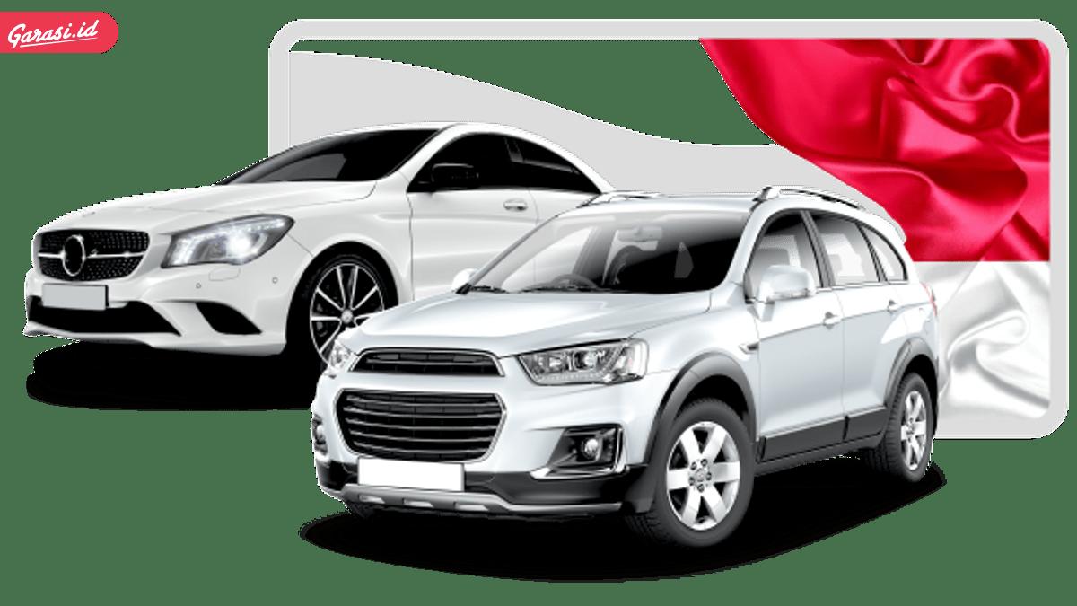 Sambut Kemerdekaan Indonesia Dengan Koleksi Mobil Merah Putih Garasi.id