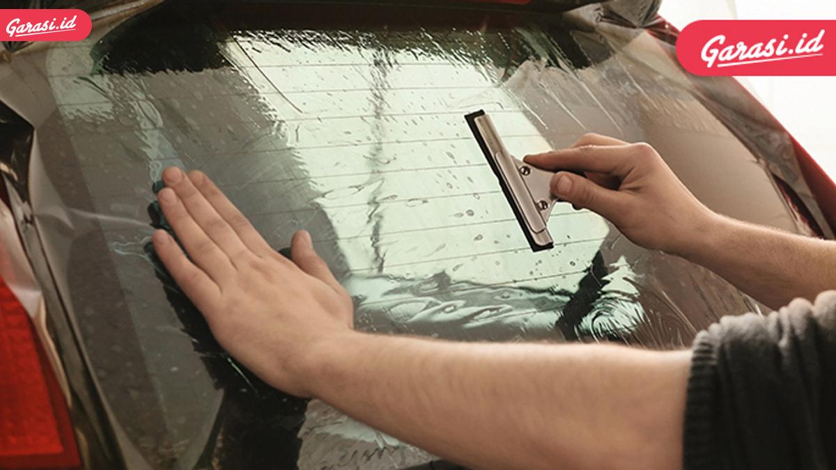 Tidak Ingin Baret, Coating Kaca Mobil Solusinya